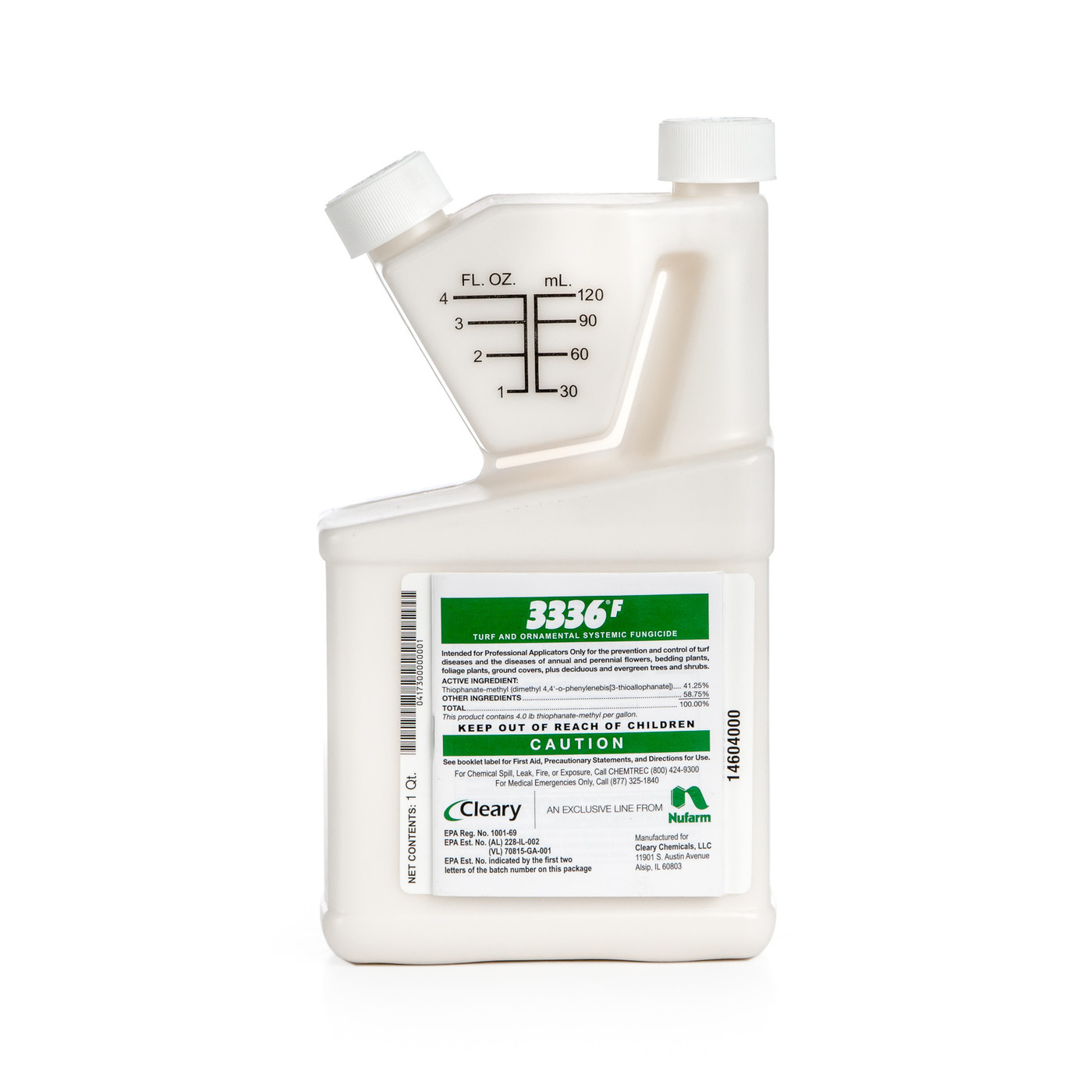 This is a picture of Stupendous 26 Gt Fungicide Label