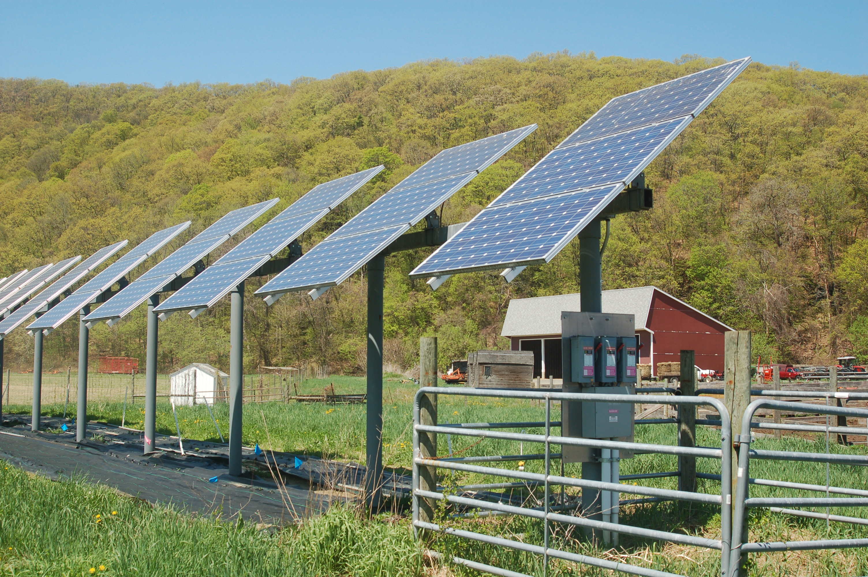 Photo courtesy of UMass Clean Energy Extension