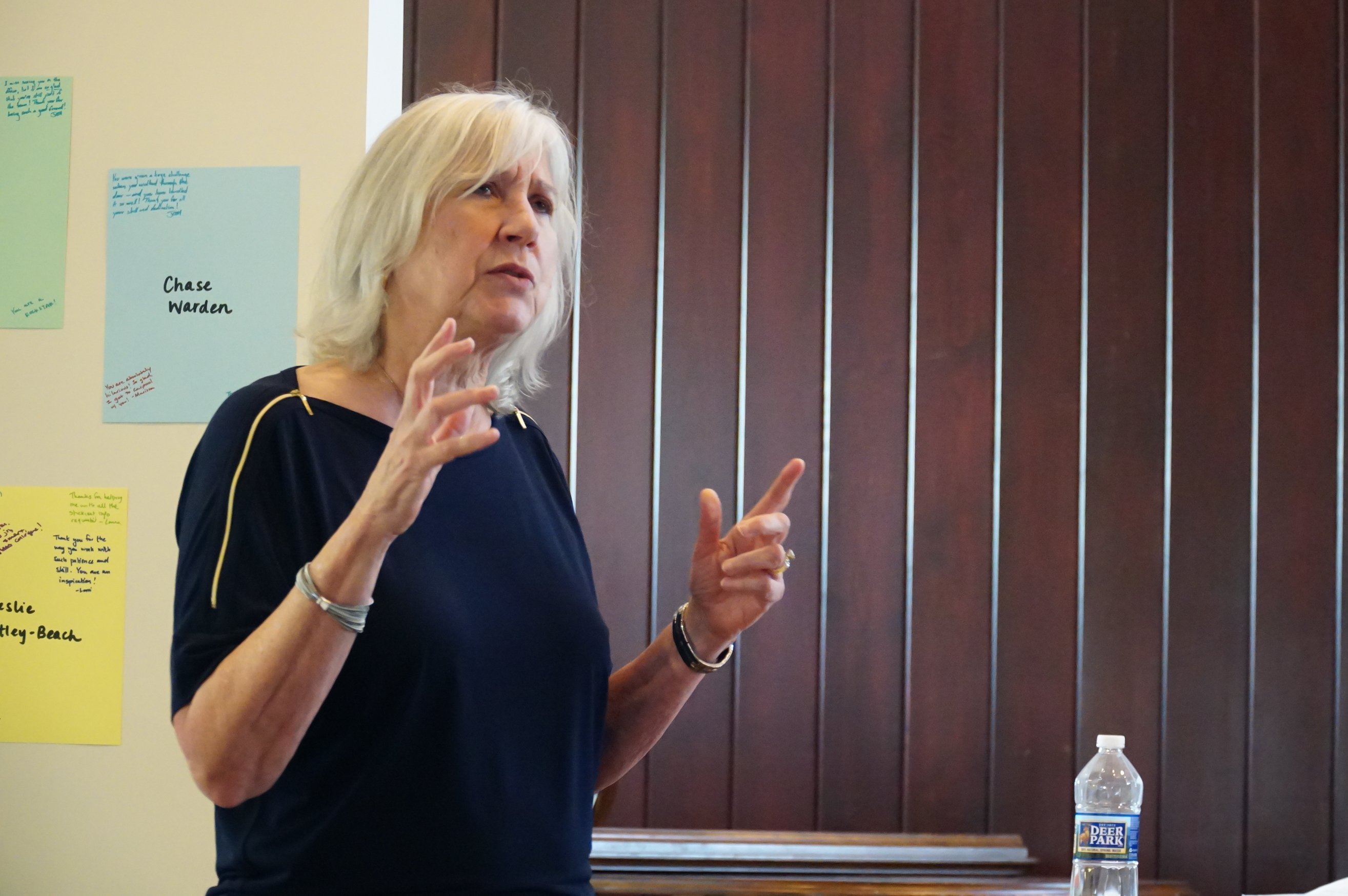 Kay Kornmeier of Clarus Consulting Group