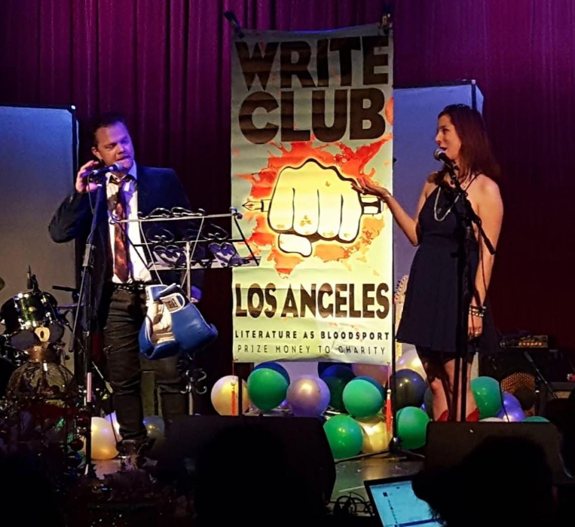 Write Club LA Chapter 82: House Rules!