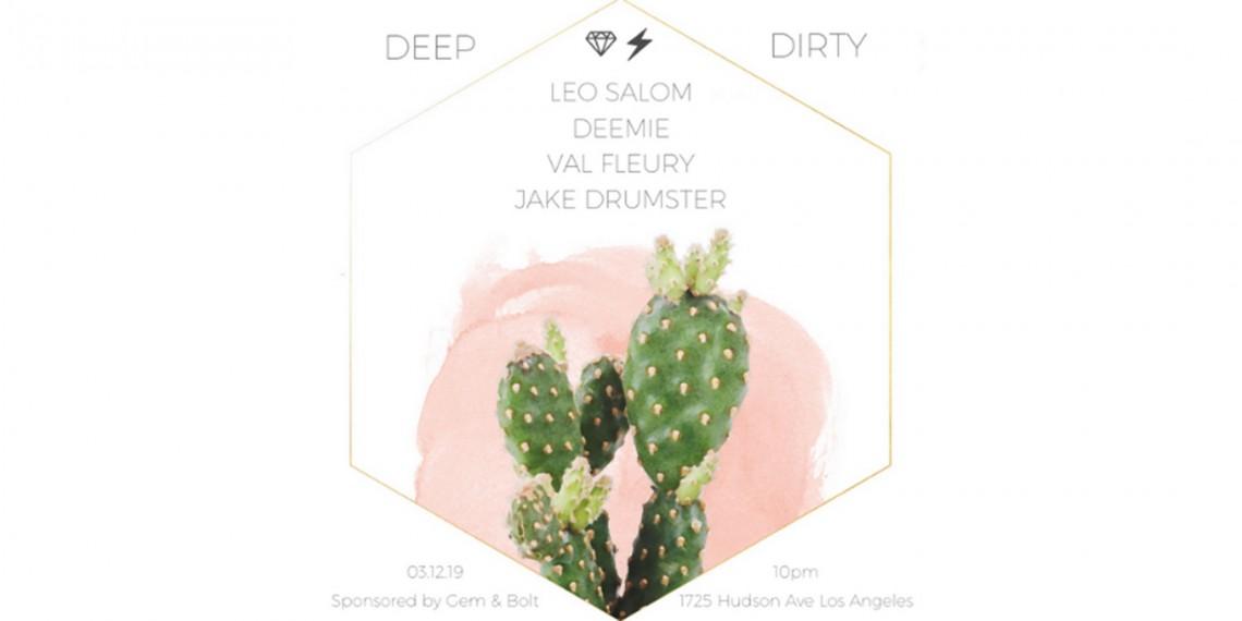 Deep and Dirty - Sponsored by Gem & Bolt