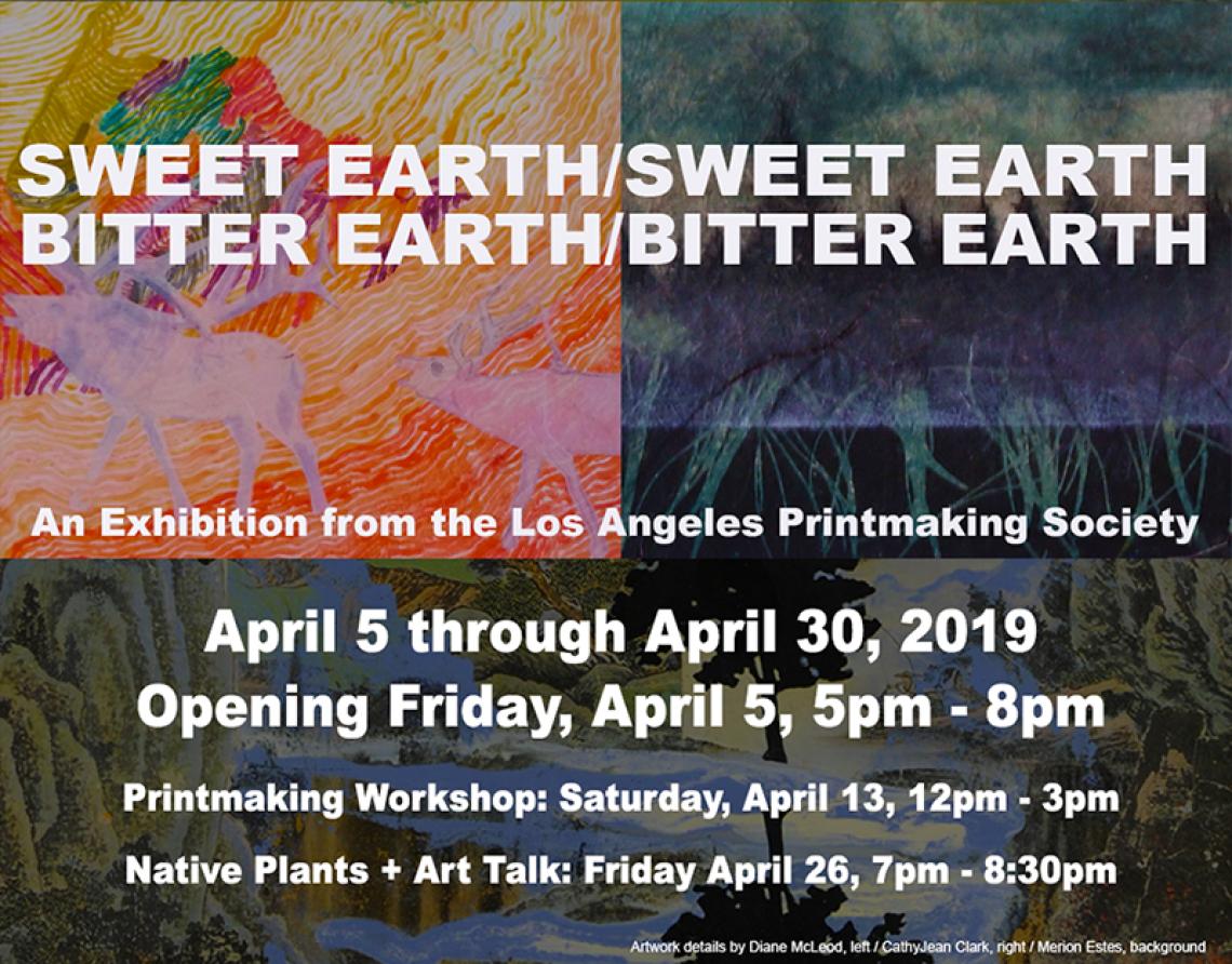 Sweet Earth/Bitter Earth