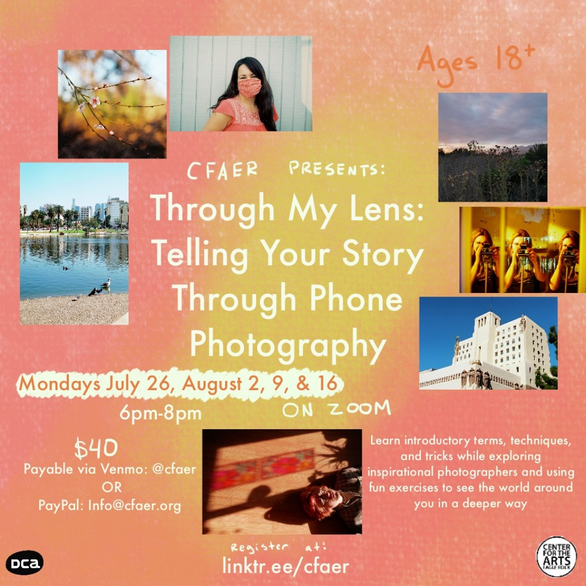 Through My Lens: Telling Your Story Through Phone Photography