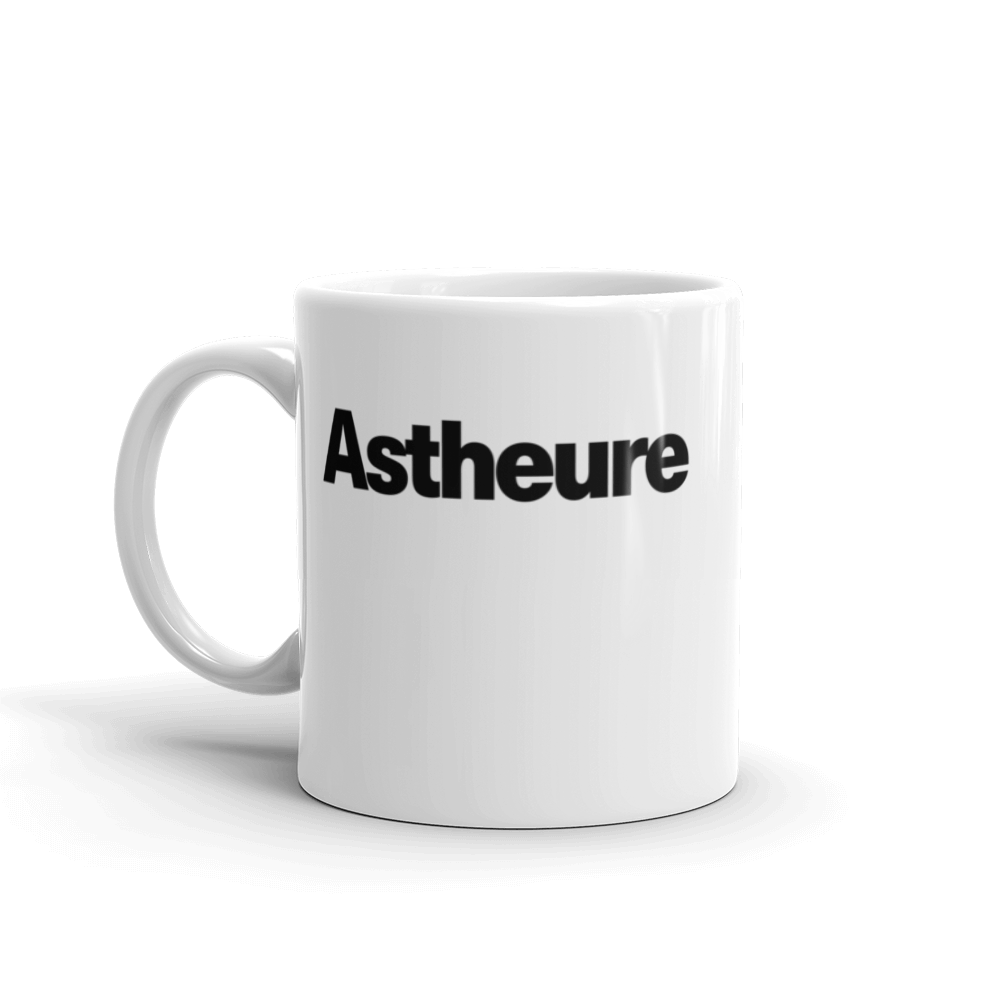 Tasse à café «Astheure»