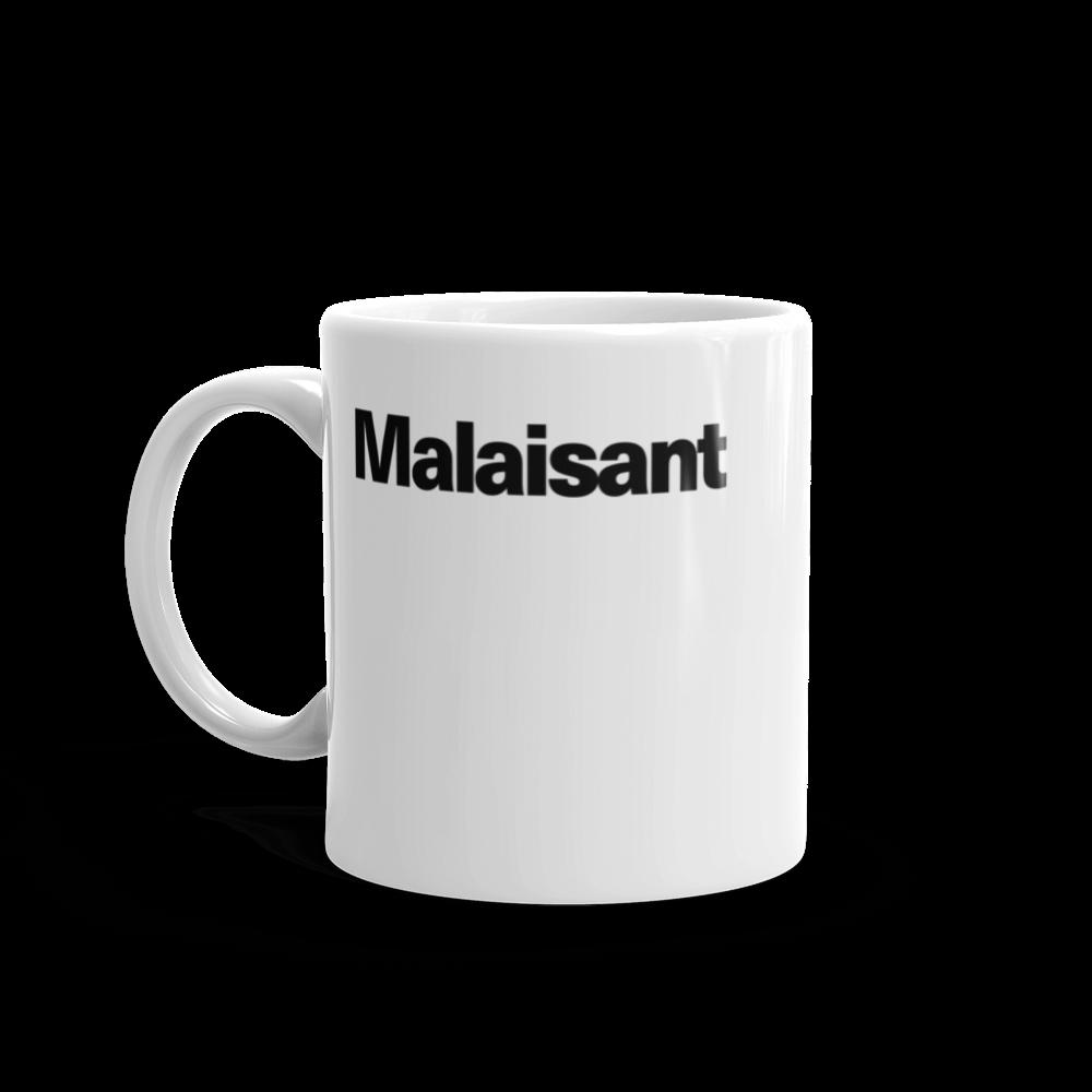 Tasse à café «Malaisant»