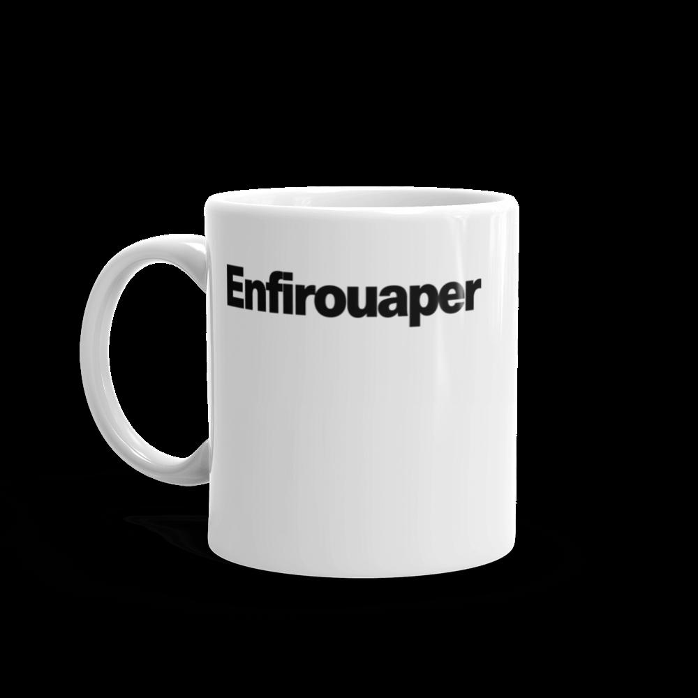 Tasse à café «Enfirouaper»