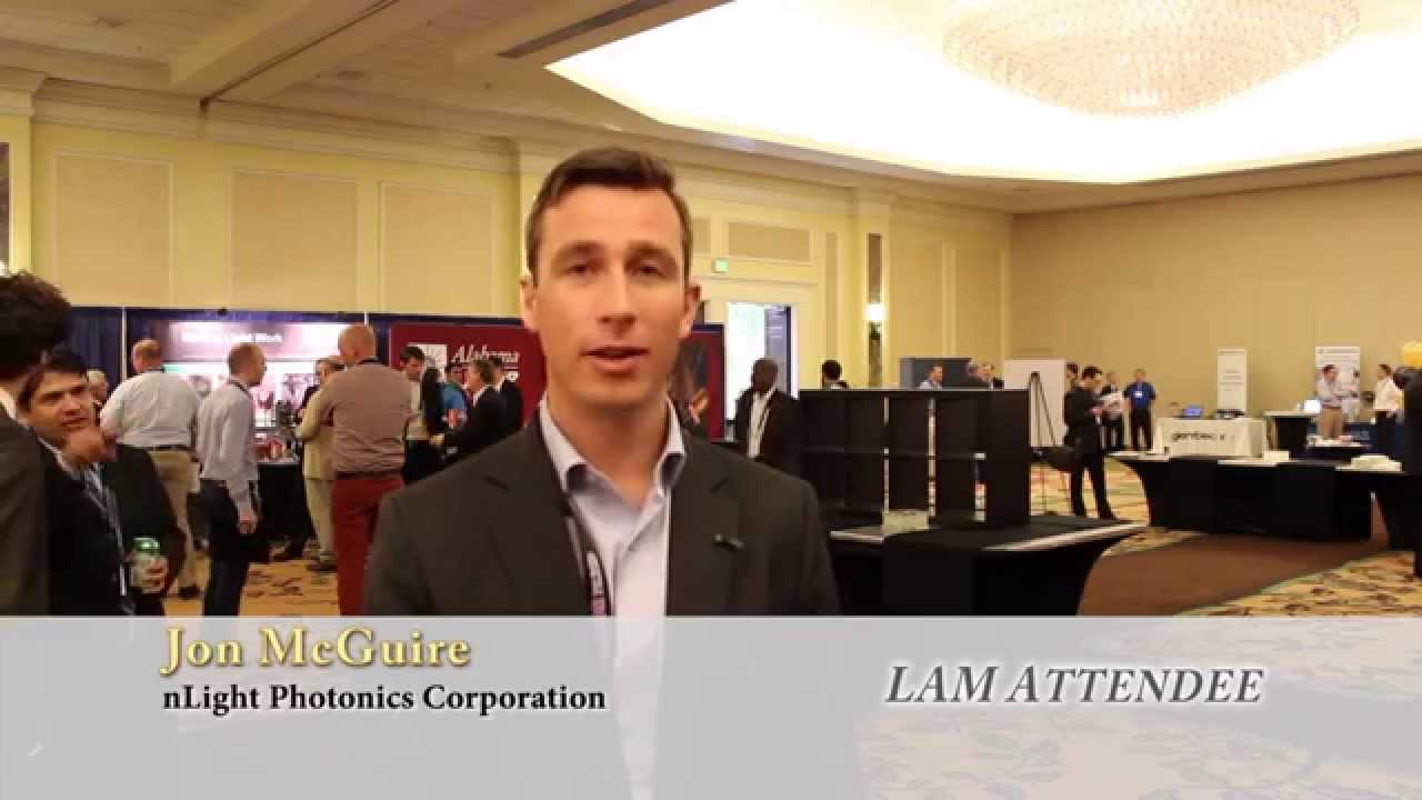 nLight Photonics Corporation at LAM 2014