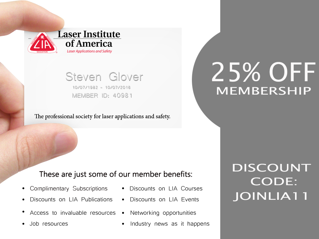 November is Membership month for LIA