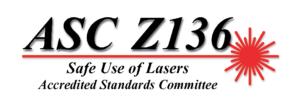 ASC Z136 logo