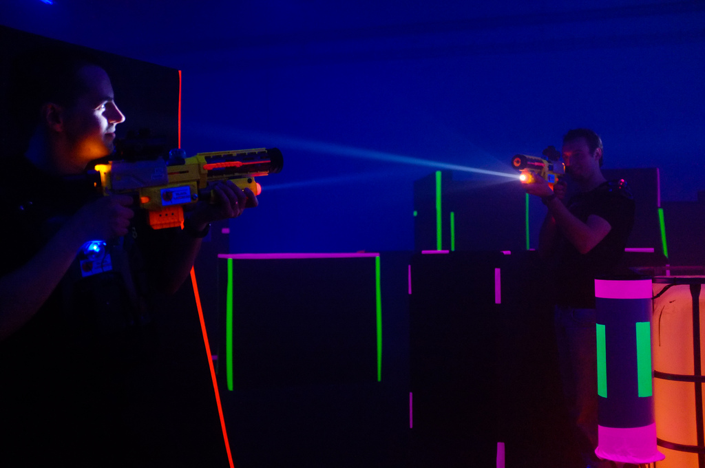 Throwback Thursday: Exploring the History of Laser Tag
