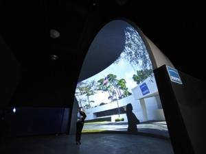 jenoptik dome theater