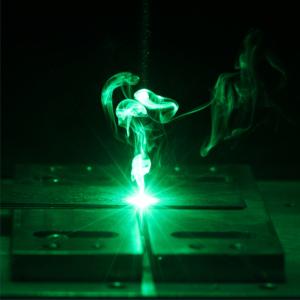 green-laser-spot-welding