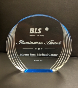 BLS-Plaque-to-Mount-Sinai