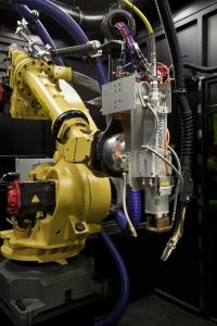 FANUC Robot Laser Welding