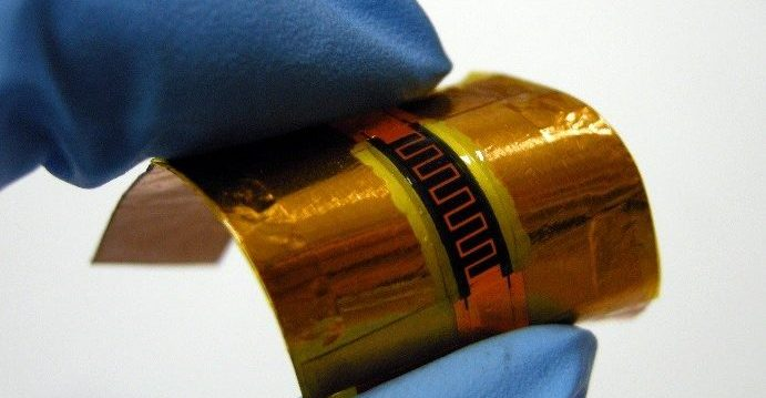 Carbon micro-supercapacitor prepared by laser direct writing