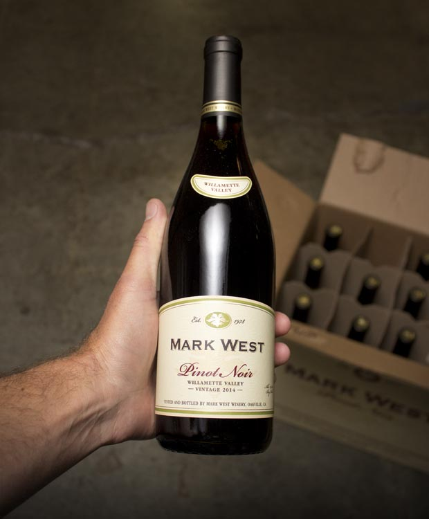 Mark West Pinot Noir Willamette Valley 2014  - Last Bottle