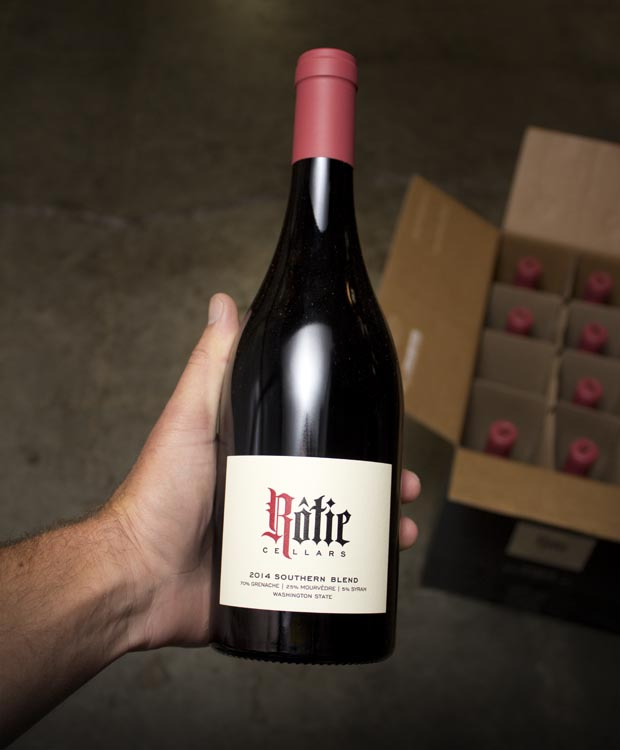 Rotie Cellars Southern Blend Washington 2014  - Last Bottle