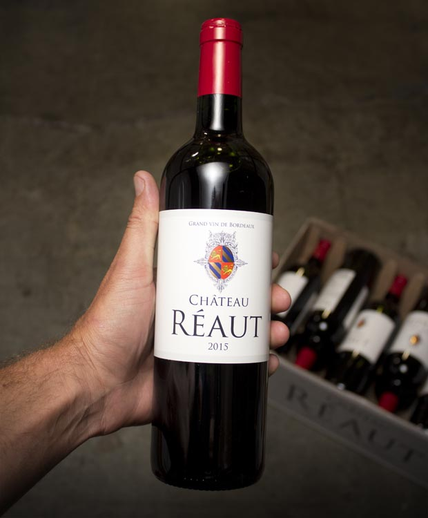 Chateau Reaut Bordeaux 2015  - Last Bottle