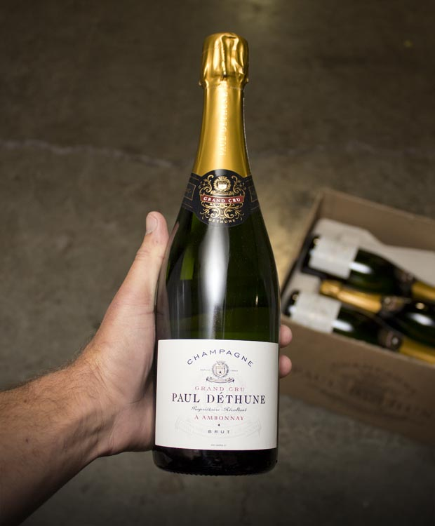 Paul Dethune Ambonnay Grand Cru Brut Champagne NV  - Last Bottle