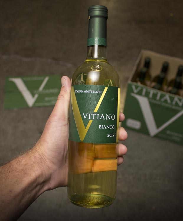 Vitiano Bianco Umbria 2015  - Last Bottle