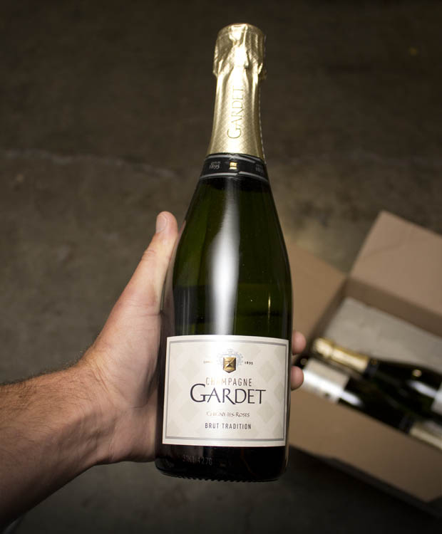 Gardet Chigny-Les Roses Brut Tradition NV  - Last Bottle
