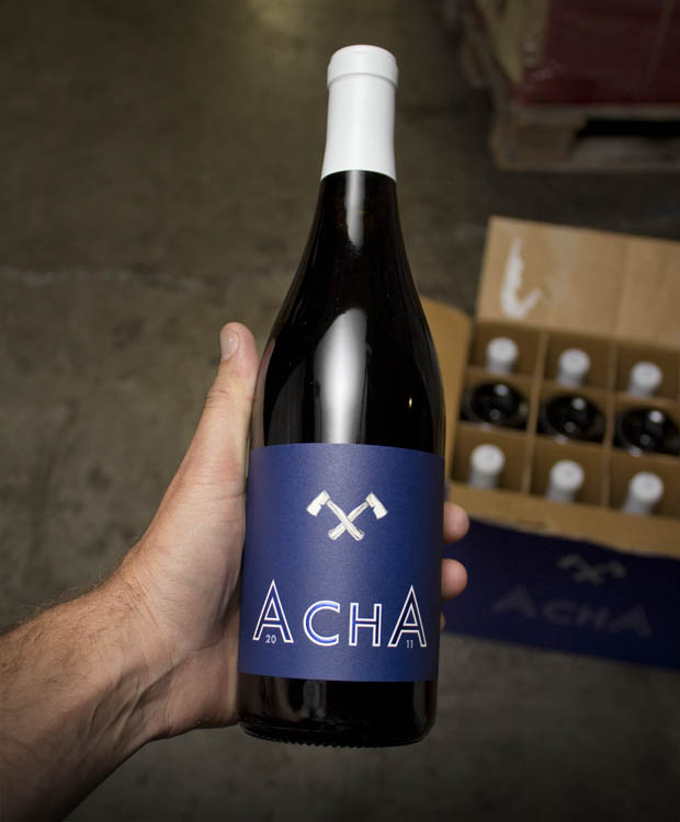 Mark Herold Acha Red 2011  - Last Bottle