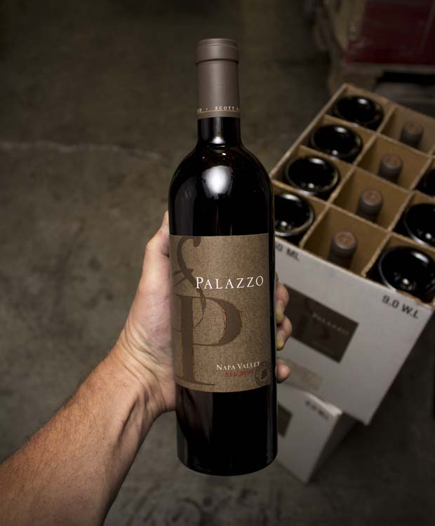 Palazzo Right Bank Red Napa Valley  2011  - Last Bottle