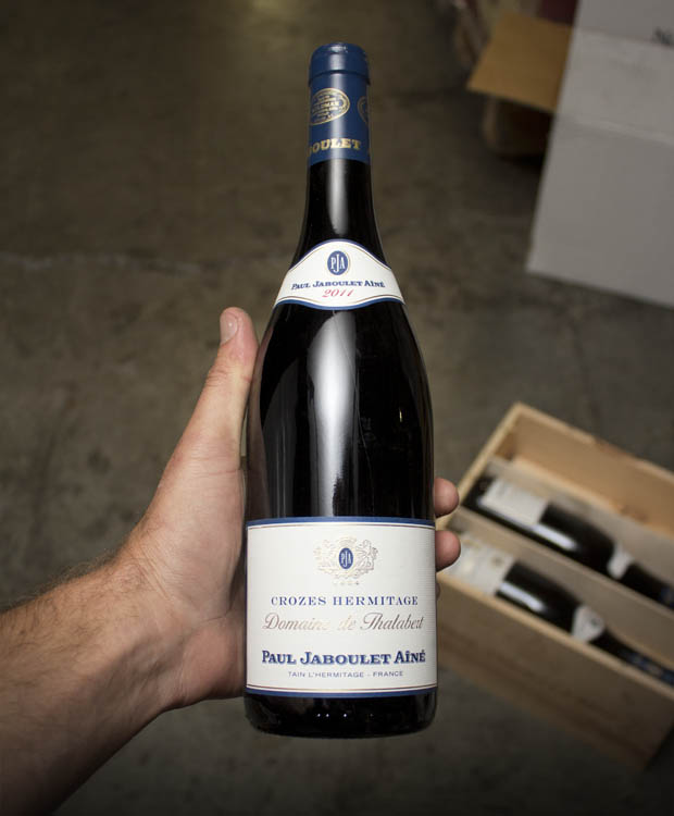 Paul Jaboulet Crozes Hermitage Domaine de Thalabert 2011  - Last Bottle