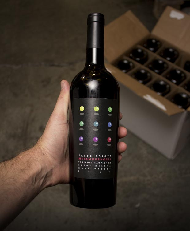 Jaffe Estate Cabernet Sauvignon Metamorphosis Napa Valley 2013  - Last Bottle