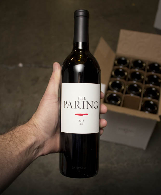 The Paring Proprietary Red 2014  - Last Bottle