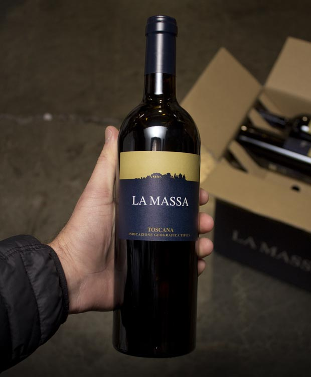 La Massa Toscana 2015  - Last Bottle