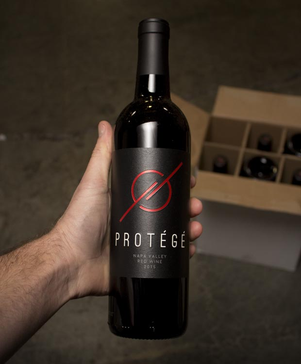 Protege Napa Valley Red 2015  - Last Bottle