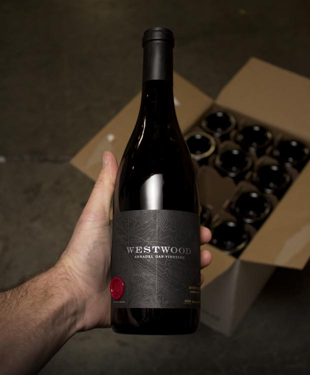 Westwood Annadel Gap Vineyard Syrah 2014  - Last Bottle