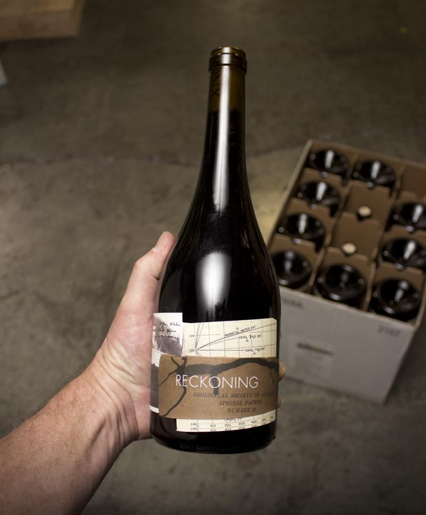 ONX Reckoning Red 2014  - Last Bottle