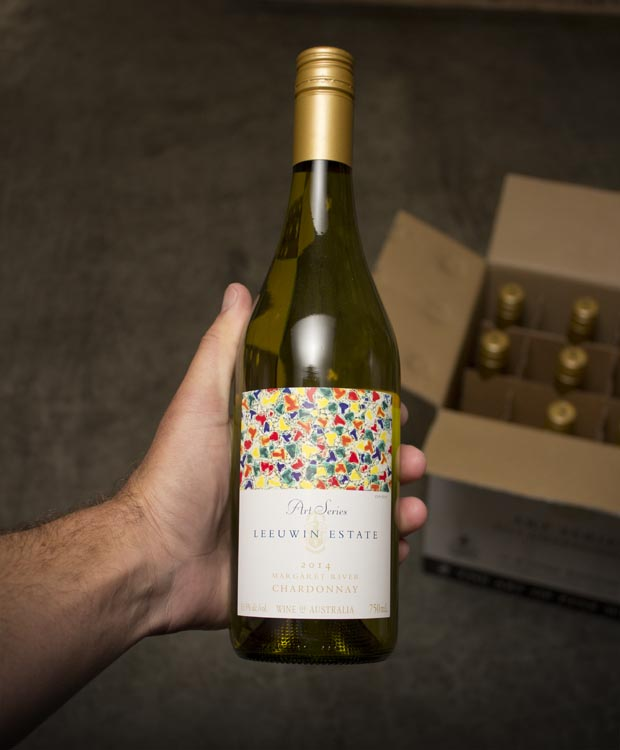 Leeuwin Estate Art Series Chardonnay Margaret River 2014  - Last Bottle