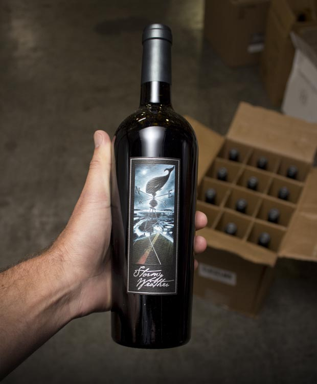 Stormy Weather Cabernet Sauvignon Napa Valley 2012  - Last Bottle