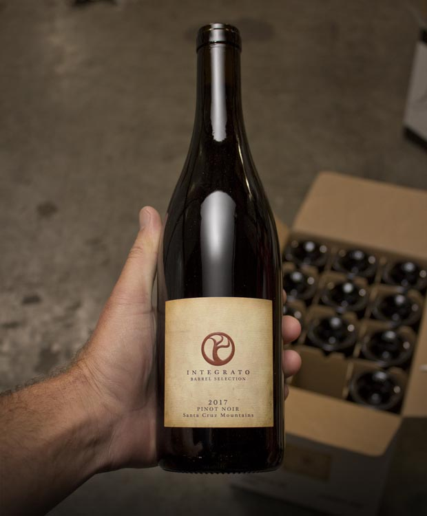 Sante Arcangeli Pinot Noir Integrato Santa Cruz Mountains 2017  - Last Bottle