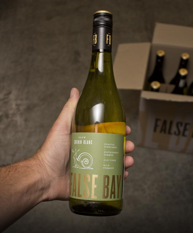 False Bay Slow Chenin Blanc Waterkloof 2017  - Last Bottle