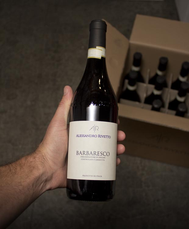 Alessandro Rivetto Barbaresco 2016  - Last Bottle
