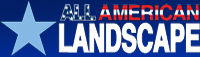 Website for All American Landscape