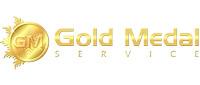 Website for Gold Medal Service
