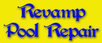 Website for Revamp Pool Repair LLC