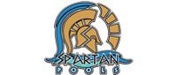 Website for Spartan Pools, LLC