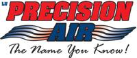 Website for Precision Air