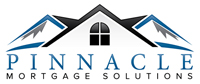 Website for Pinnacle Mortgage Solutions