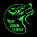 Website for Vegas Custom Graphics