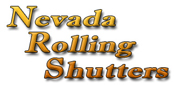 Website for Nevada Rolling Shutter