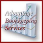 Website for Advantage Bookkeeping Services