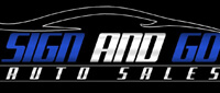 Website for Sign & Go Auto Sales, LLC