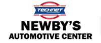 Website for Newby's Automotive